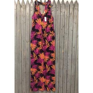 Banana Republic Straight Maxi Dress